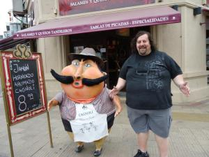 gordo bermudas